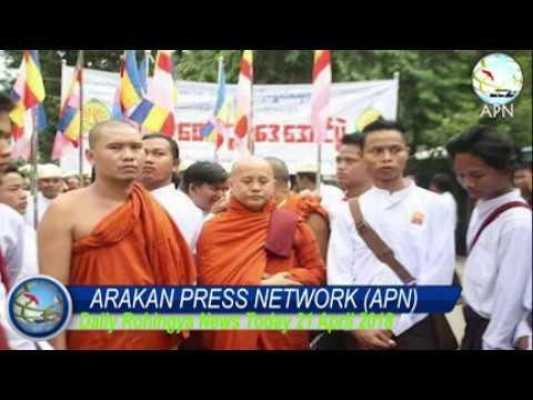 APN Daily Rohingya News Today 21 April 2018,Saturday