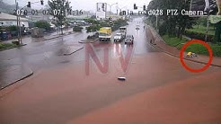 Police release CCTV footage of Nakawa woman who drowned