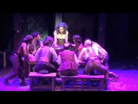 Felicia Boswell as Aldonza Dulcinea Its All the Same Man of La Mancha