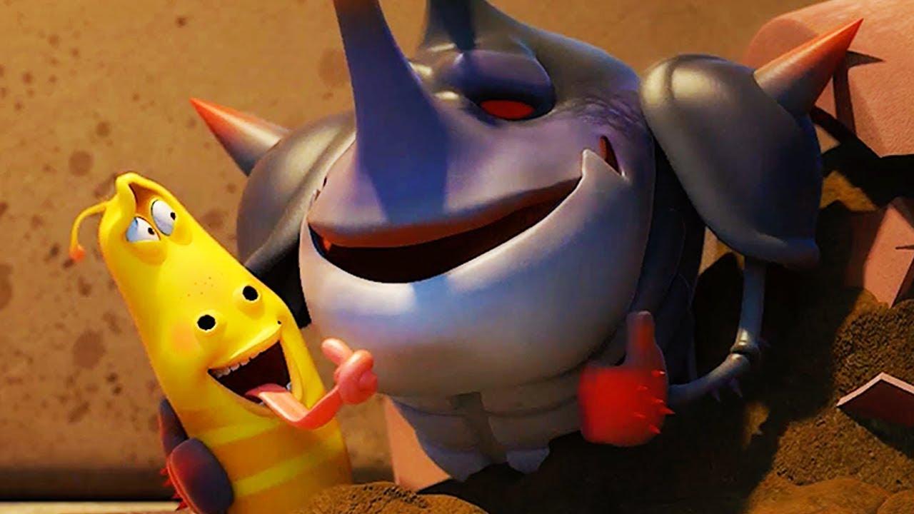 LARVA - FRIENDSHIP | Cartoon Movie | Cartoons For Children | Larva Cartoon | LARVA Official