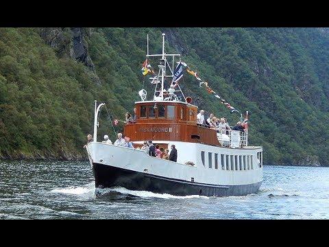 MS Riskefjord BTV tur til Frafjord 27  august 2017