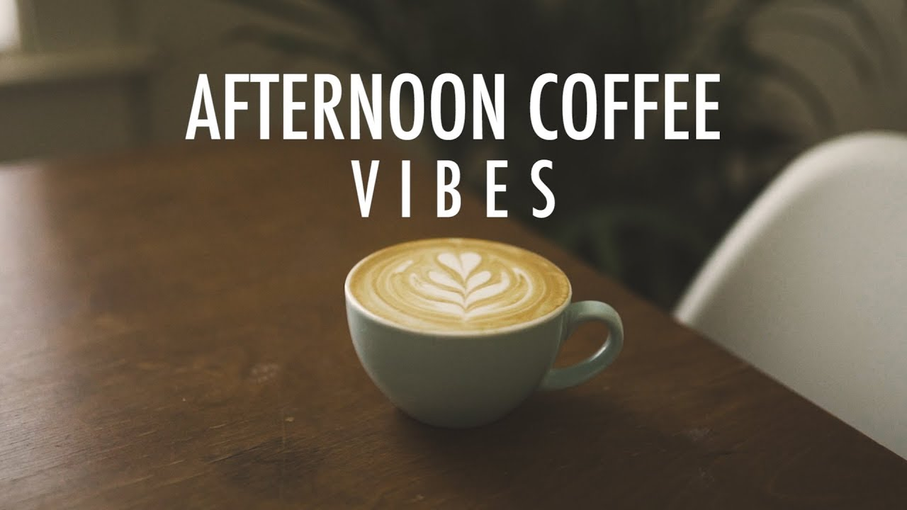 Afternoon Coffee Vibes | Sony A7iii HLG3 120fps | - YouTube #afternoonCoffee