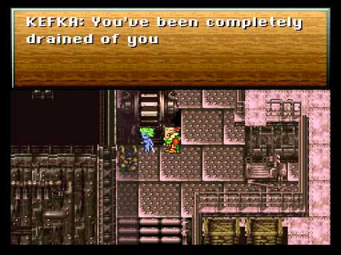 [TAS] SNES Final Fantasy VI By Erokky In 4:05:52.87