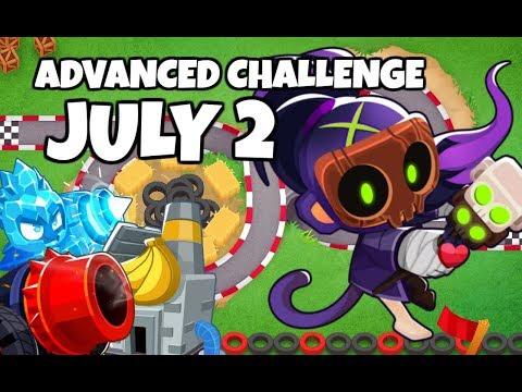 BTD6 Advanced Challenge - No Title - July 2 2019