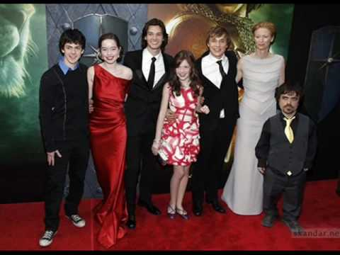The chronicles of Narnia Prince Caspian World Premiere