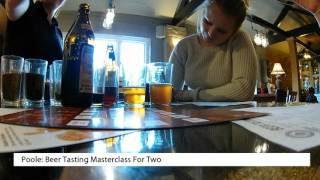 Beer Tasting Master Class - 60sec Experience Review