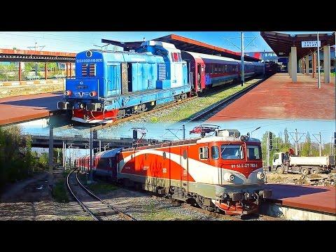 Railway Activity in Galați Station #2 | April 10th, 2017