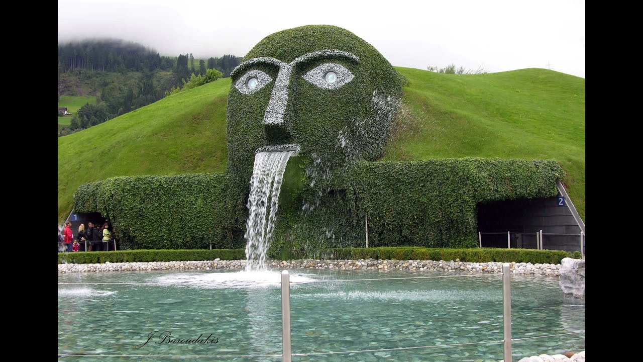 c22ac4822d09 Αυστρία  Μουσείο Σβαρόφσκι - Austria  Museum Swarovski - YouTube