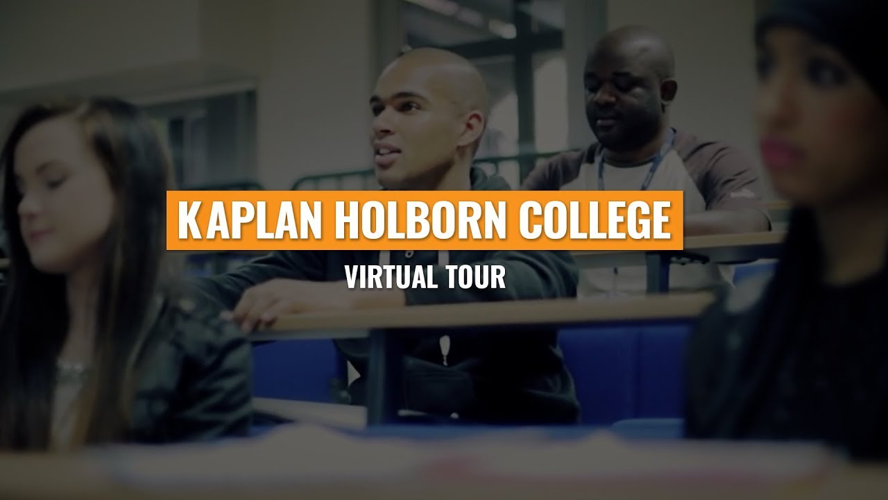Kaplan Holborn College Virtual Tour