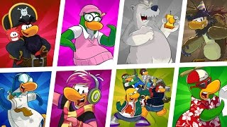 Club Penguin: Top 10 Mascots