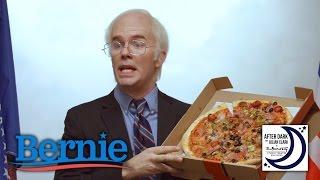 Bernie Sanders on Pizza Inequality