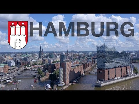 A Trip to Hamburg | HafenCity and Elbphilharmonie by drone