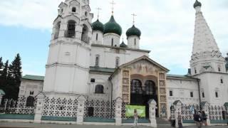 видео Круизы по Золотому кольцу России на теплоходе.