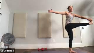 Vinyasa Strong - Crow and Balance