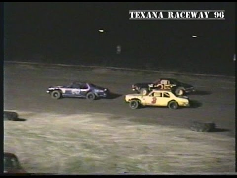 Texas Dirt | Super Stocks | Texana Raceway | 1996