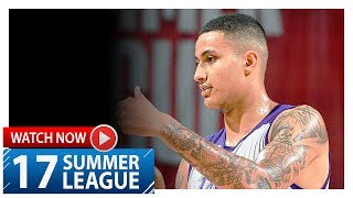 Kyle Kuzma Full Highlights vs Celtics (2017.07.08) Summer League - 31 Pts, 9 Reb