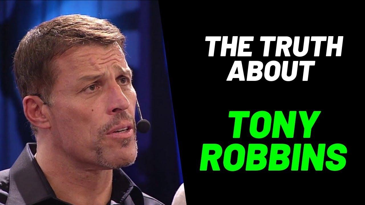 Robbins scam tony The Tony