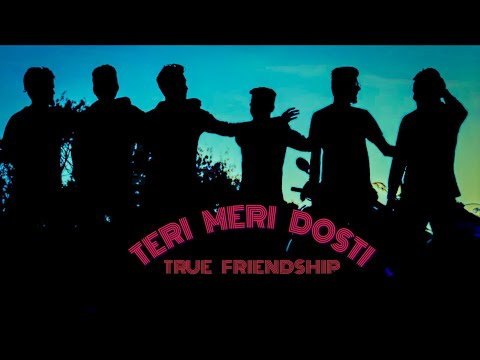 Teri Meri Dosti | OFFICIAL VIDEO FRIENDSHIP 2018 | MJ CREATION