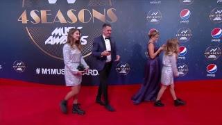 Червона Доріжка. M1 Music Awards 2018