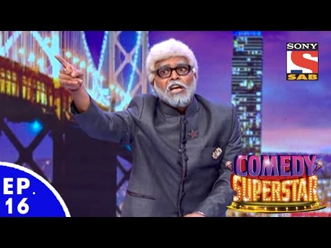 Comedy Superstar - Episode 16 - Theme Rishtey