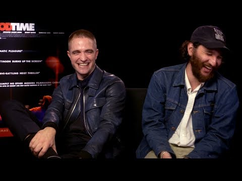 Download Youtube: Robert Pattinson is an expert at lying on his CV | Good Time interview