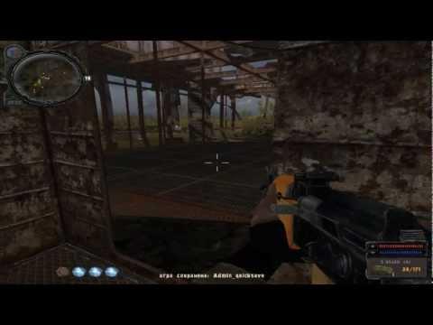 Прохождение игры сталкер закон снайпера серия 1