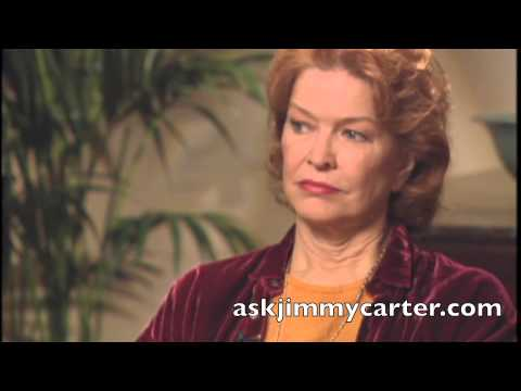 Ellen Burstyn talks Oscar with Jimmy Carter
