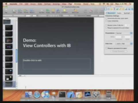 6. View Controller Basics
