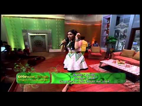 MERRY AMRIL Live At Show Imah (01-10-2013) Courtesy TRANS TV
