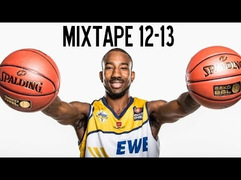 f38bc05c8b25 DRU JOYCE MIXTAPE 12-13 (BBL   Eurochallenge - EWE Baskets Oldenburg) -  YouTube