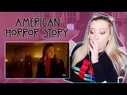"American Horror Story: Apocalypse Season 8 Episode 1 ""The End"" REACTION! (Season Premiere)"