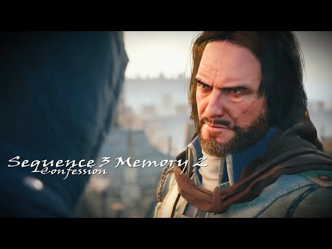 AC Unity - Sequence 3 Memory 2: Confession 100% Walkthrough
