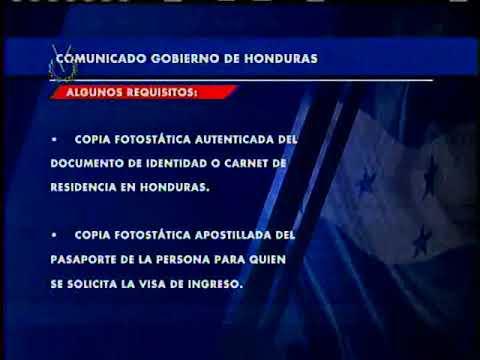Honduras restringe ingreso de venezolanos solicitando visa