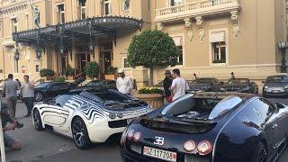 Monaco Supercars by Redline
