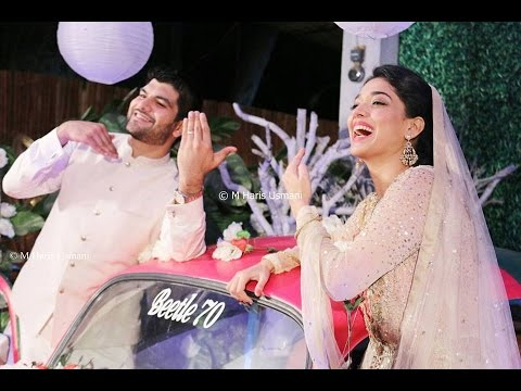 Sanam Jung Wedding Video