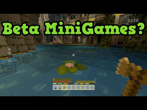 Minecraft Xbox 360 / PS3 - BETA Minigame Access Info?