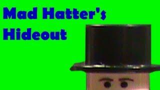 Lego Batman - Mad Hatter's Hideout