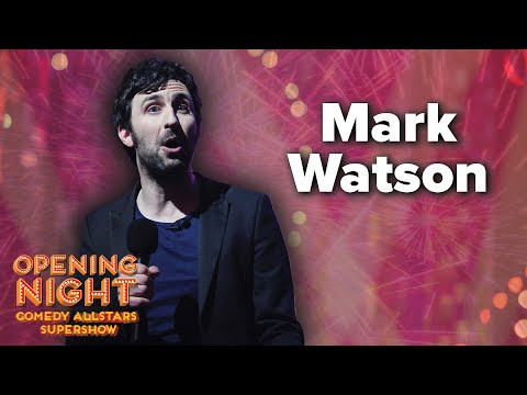 Mark Watson - 2015 Opening Night Comedy Allstars Supershow