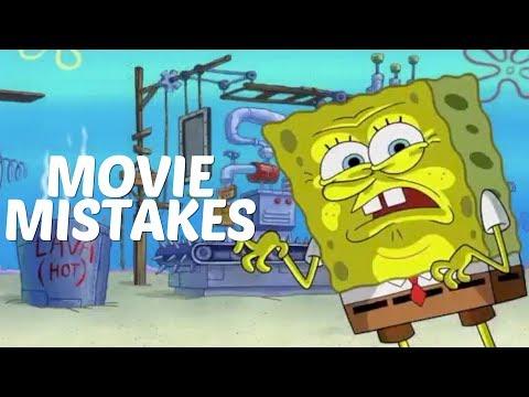 SpongeBob SquarePants SpongeBob's Place Mistakes | SpongeBob Season 10 Biggest