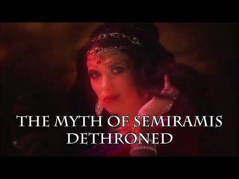 Semiramis was NOT Nimrod's wife (The Two Babylons DEBUNKED)