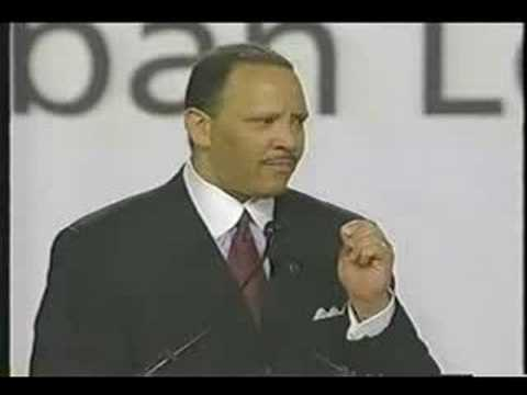 National Urban League Conference 2004 Keynote (part 4)
