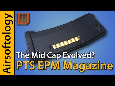Best Mid-Cap Magazine Yet? | PTS Syndicate Enhanced Polymer Magazine EPM | Airsoftology