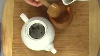 Видеорецепт. Чай из облепихи