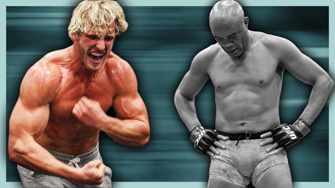LOGAN PAUL vs ANDERSON SILVA! Esto NO me lo esperaba!!!
