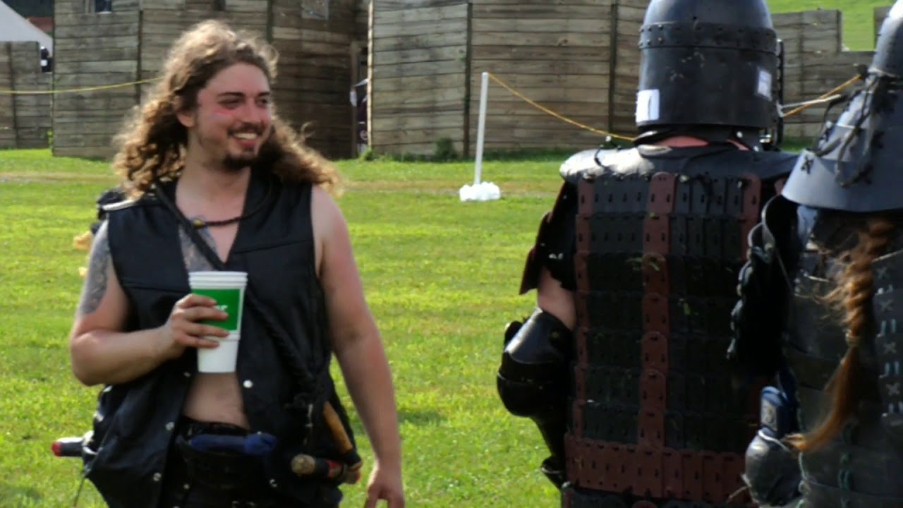 Medieval Grappling Tournament - Pennsic 48