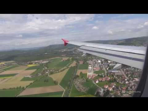 Flug Berlin-Zürich AB AirBerlin