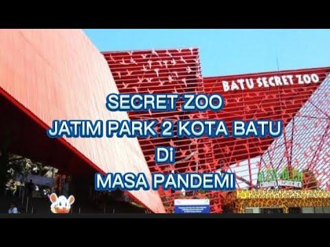 SECRET ZOO JATIM PARK 2 Di MASA PANDEMI || Review Kondisi Terkini Wisata Kota Batu || Vlog Keluarga.