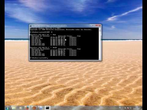 Conoce Tu Direccion Mac De El Router Con El Comando ARP -A