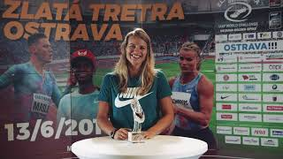 Special questions for Dafne Schippers