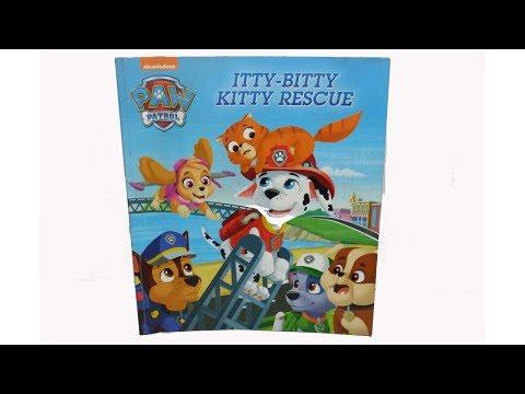 paw-patrol-itty-bitty-kitty-rescue-book